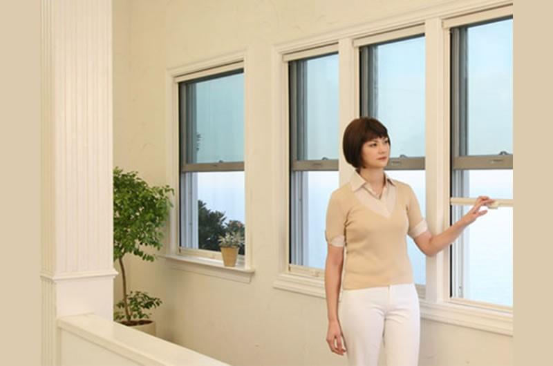 5 lợi ích không thể bỏ qua của cửa lưới chống muỗi
