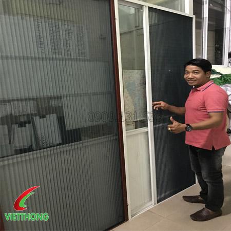 Bảo dưỡng và vệ sinh lưới chống muỗi