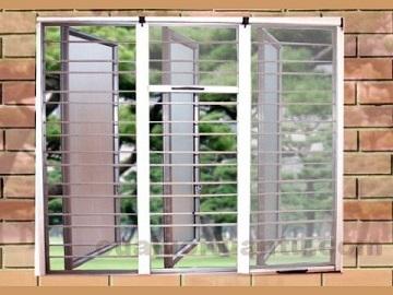 Bật mí cách chọn cửa lưới chống muỗi