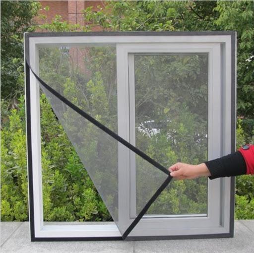 Cách chọn cửa lưới chống muỗi cố định