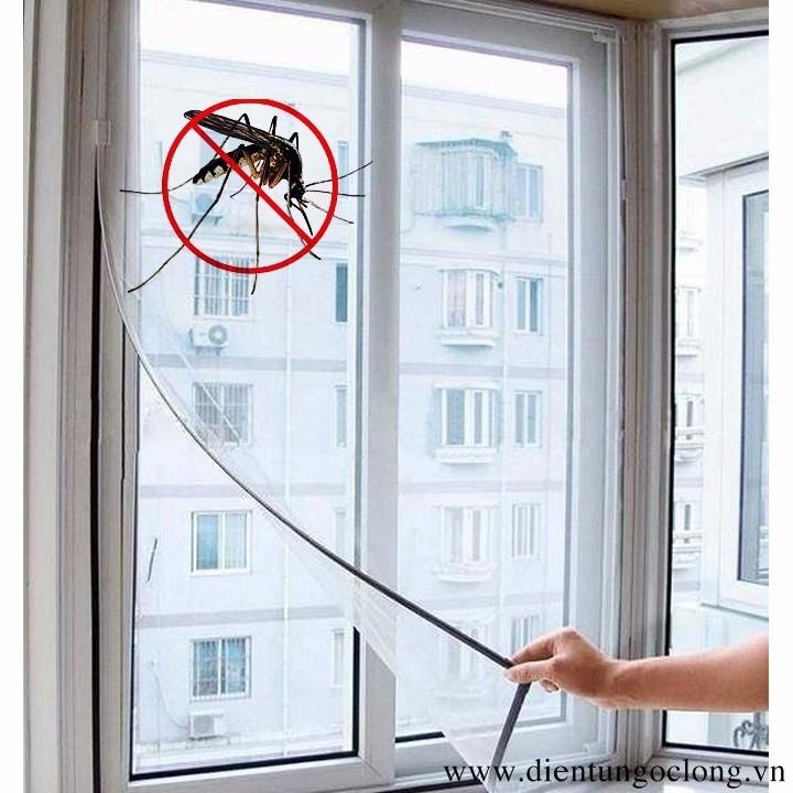 Cấu tạo cửa chống muỗi