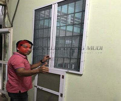 Chọn cửa lưới chống muỗi theo kiến trúc ngôi nhà