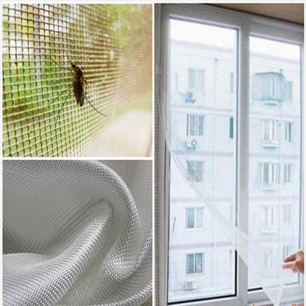 Cửa lưới chống muỗi công cụ hữu ích trong việc ngăn ngừa bệnh sốt xuất huyết
