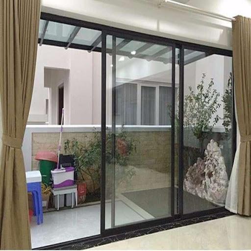 Cửa lưới chống muối dạng lùa tạo không gian thoáng mát bảo vệ gia đình bạn