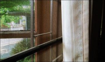 Cửa lưới chống muỗi giá rẻ và chất lượng tại TPHCM
