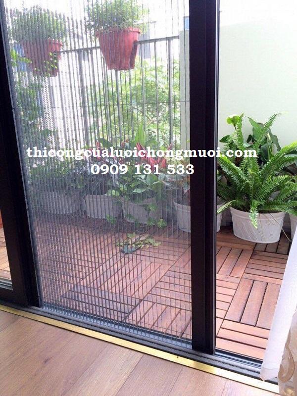 Cửa lưới chống muỗi giải pháp chống muỗi hiệu quả giá rẻ