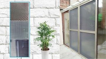 Cửa lưới chống muỗi lùa an toàn và thẩm mỹ