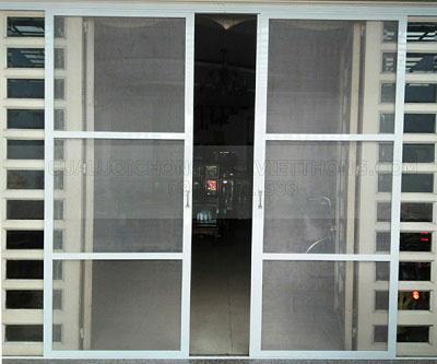 Cửa lưới chống muỗi TPHCM