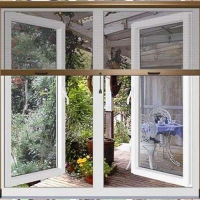 Cửa lưới chống muỗi tự cuốn - Mẫu cửa lưới phù hợp với mọi không gian sống