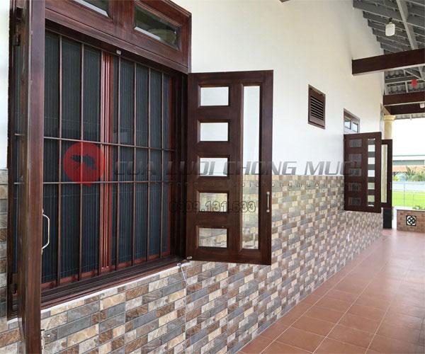 Cửa lưới chống muỗi xếp Hồ Chí Minh (HCM)