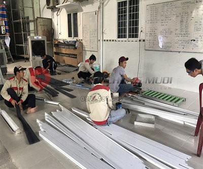 Làm cửa lưới chống muỗi giá rẻ tại Sài Gòn Quận 3