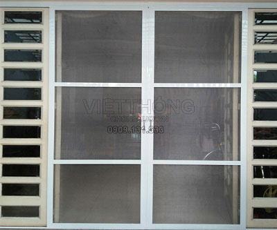 Lắp đặt cửa lưới chống muỗi tại tỉnh An Giang