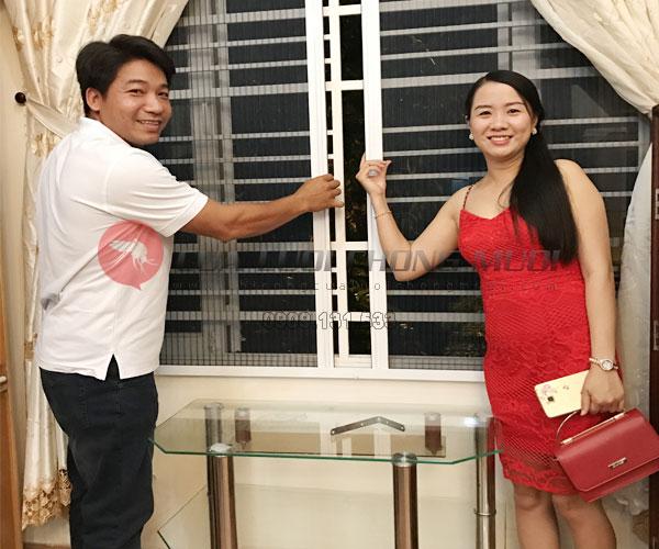 Lĩnh vực hoạt động của Công ty cửa lưới chống muỗi Việt Thống