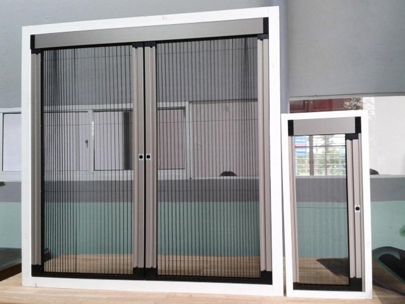 Lựa chọn cửa lưới chống muỗi dành cho các căn hộ chung cư