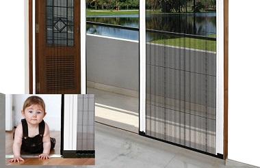 Một số loại cửa lưới chống muỗi thông dụng hiện nay