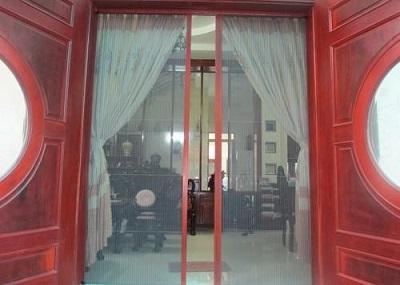 Một số lưu ý về cửa lưới chống muỗi xếp Việt Thống