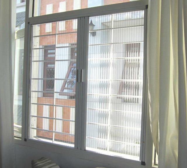Những điều cần lưu ý khi lắp đặt cửa lưới chống muỗi
