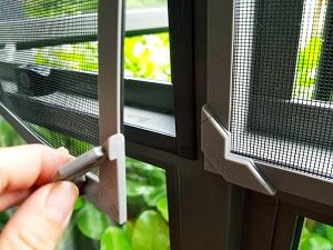 Tại sao cửa lưới chống muỗi mở lại được nhiều gia đình lựa chọn sử dụng