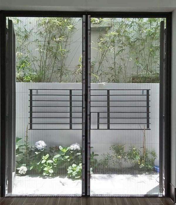 Thay mới, sửa chữa và bảo trì cửa lưới chống muỗi