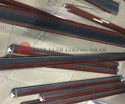Thi công cửa lưới chống muỗi ở Bình Thuận
