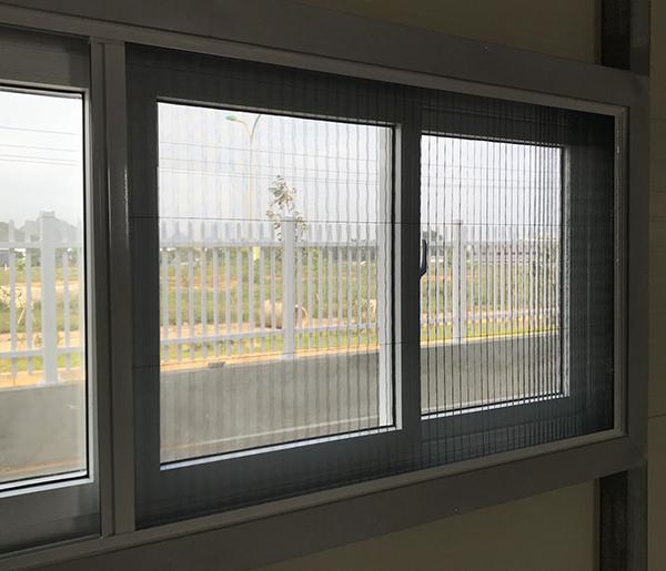 Thiết kế lắp đặt cửa lưới chống muỗi cố định cho gia đình bạn