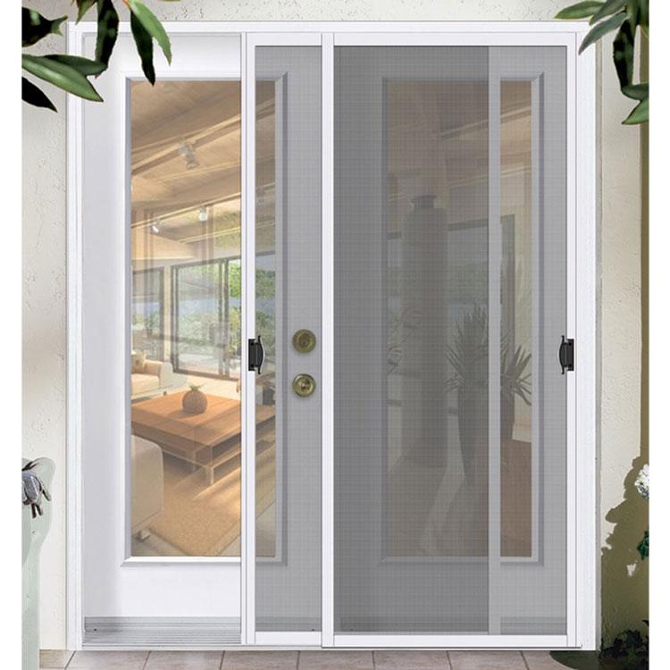 Thiết kế ngôi nhà theo hướng mở với cửa lưới chống muỗi