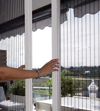 Ưu điểm khi lắp đặt cửa lưới chống muỗi không ray